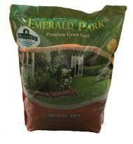 $13.99 Emerald Park Grass Seed Sun and Shade (3 lb bag)