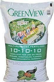 $19.99 Greenview Multi Purpose Fertilizer 40#