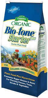 $8.99 Bio Tone Starter Espoma 4#
