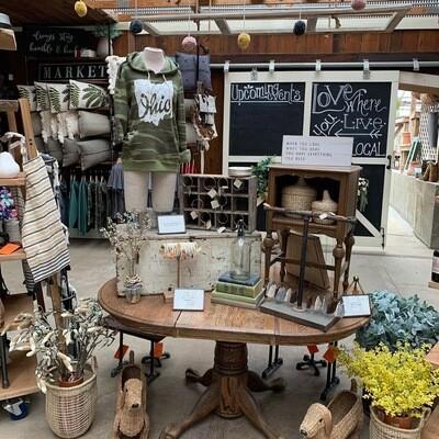 New Leaf Market Gallery