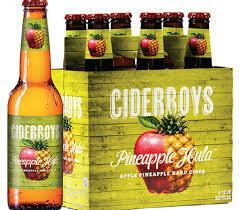 Cider Boys Pineapple Hula (6 pack)
