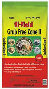 Grub Free Zone 15# Hi Yield Kill a Grub $26.99