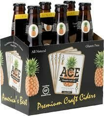 Ace Pineapple Cider (bottles)