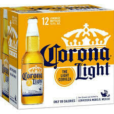 Corona Light 12 pk