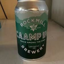 Rockmill Camp IPA (6 pack) CANS