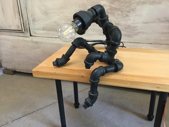 2057 Thinking Guy Lamp $186.99