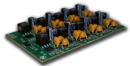 Eltex Субмодуль абонентских линий АТС TAU32M-M8O (устанавливается в шасси TAU-32M.IP), 8 аналоговых портов FXO