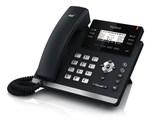 Yealink SIP-T41P SIP-телефон, 3 линии, BLF, PoE, БЕЗ БП