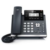 Yealink SIP-T42G SIP-телефон, 3 линии, BLF, PoE, GigE, БЕЗ БП