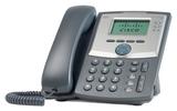 Cisco SPA303-G2 3 SIP телефон на 3 линии, 2 порта LAN, дисплей