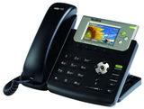 Yealink SIP-T32G SIP-телефон, цветной экран, 3 линии, PoE, GigE