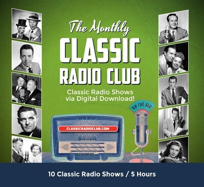 Classic Radio Club Past Release #02 (Digital Download only)