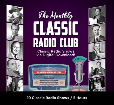 Classic Radio Club Past Release #06 (Digital Download only)