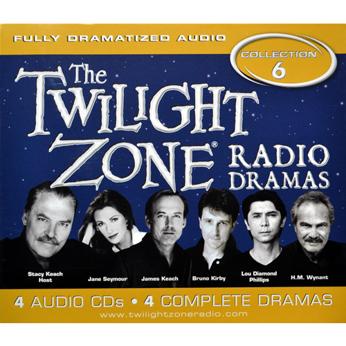 free twilight zone radio drama episodes
