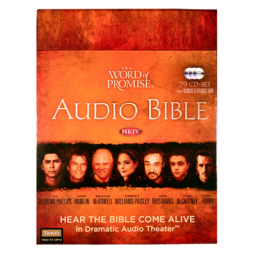 The word of promise complete audio bible digital download 00088