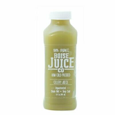 Organic Celery Juice