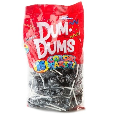 Dum Dums Black Cherry 75ct