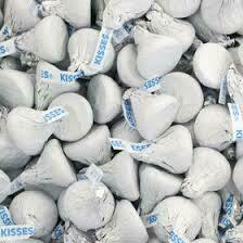 Kisses White 4.2lb