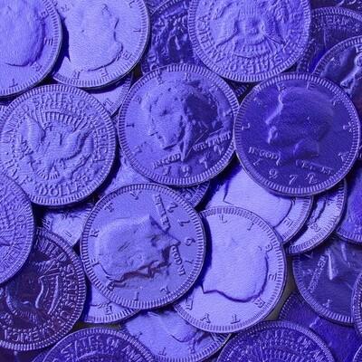 Royal Blue Coins 90ct