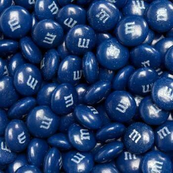 M&M Dark Blue