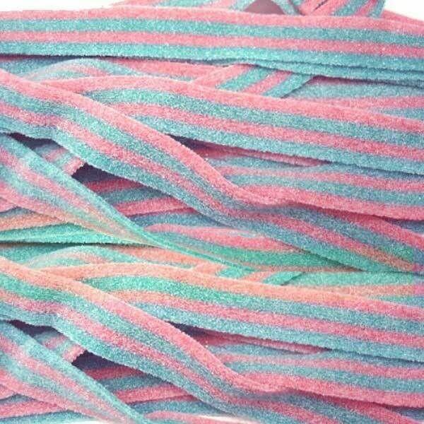 Sour Belts Cotton Candy 2.2lb