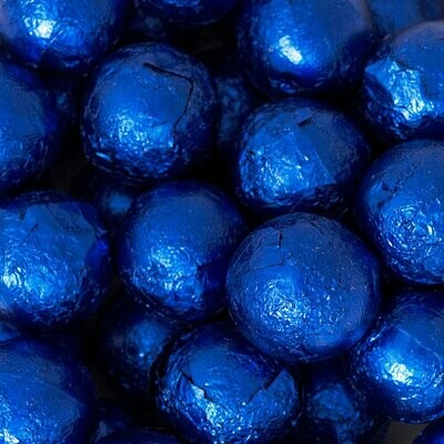 Choc Caramel Ball Royal Blue 2.5lb