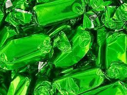 Caramel Foil Green 2lb