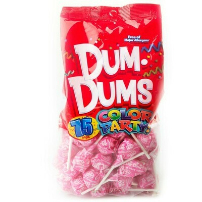 Dum Dums Watermelon 75ct