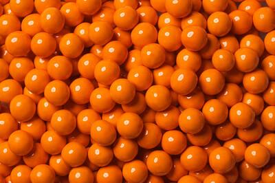 Sixlets Orange 2lb