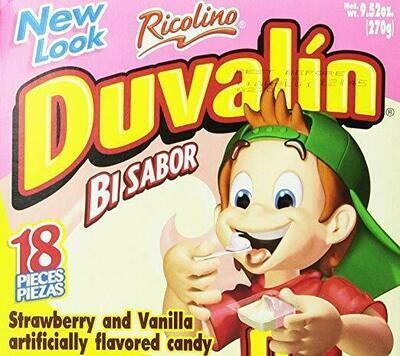 Duvalin Strawberry vanilla