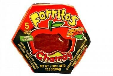 Forritos Chamoy 5ct