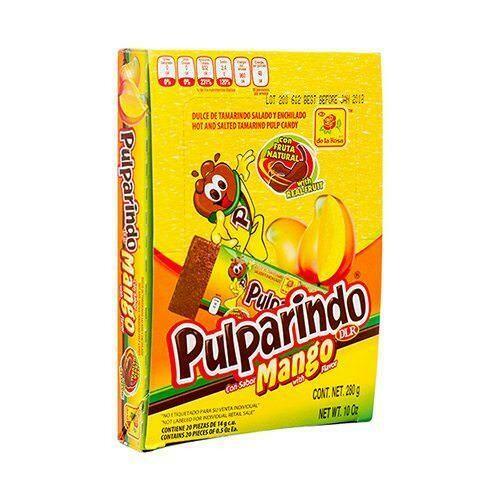 Pulparindo Mango 20ct