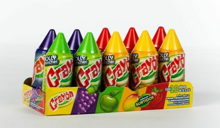 Crayon Assorted 10ct