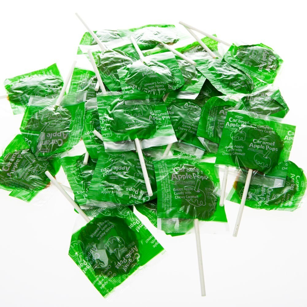 Caramel Apple Pops 48ct