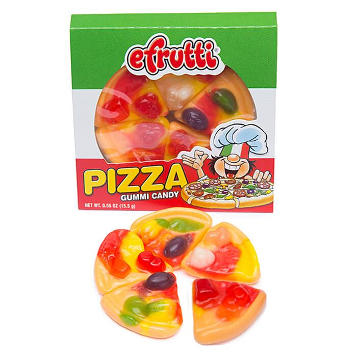 Gummy Pizza .55oz