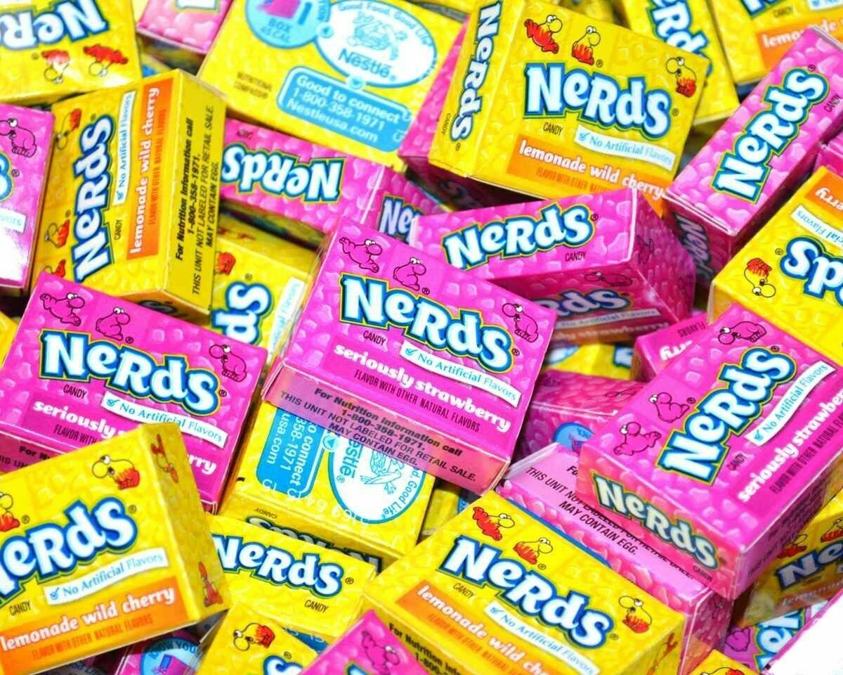 Nerds Mini Treat Size Cherry Lemonade 40ct