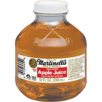 Martinelli's Apple Juice 4ct