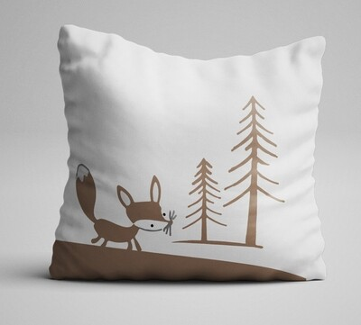 Little Explore Scatter Cushion Cover