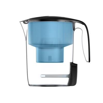 VIOMI® 1,5 l-Wasserfilter mit UV-Desinfektion (blau), inkl. Filterkartusche