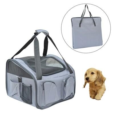 PawHut® Hundetasche Auto Transportbox Autositz Katze