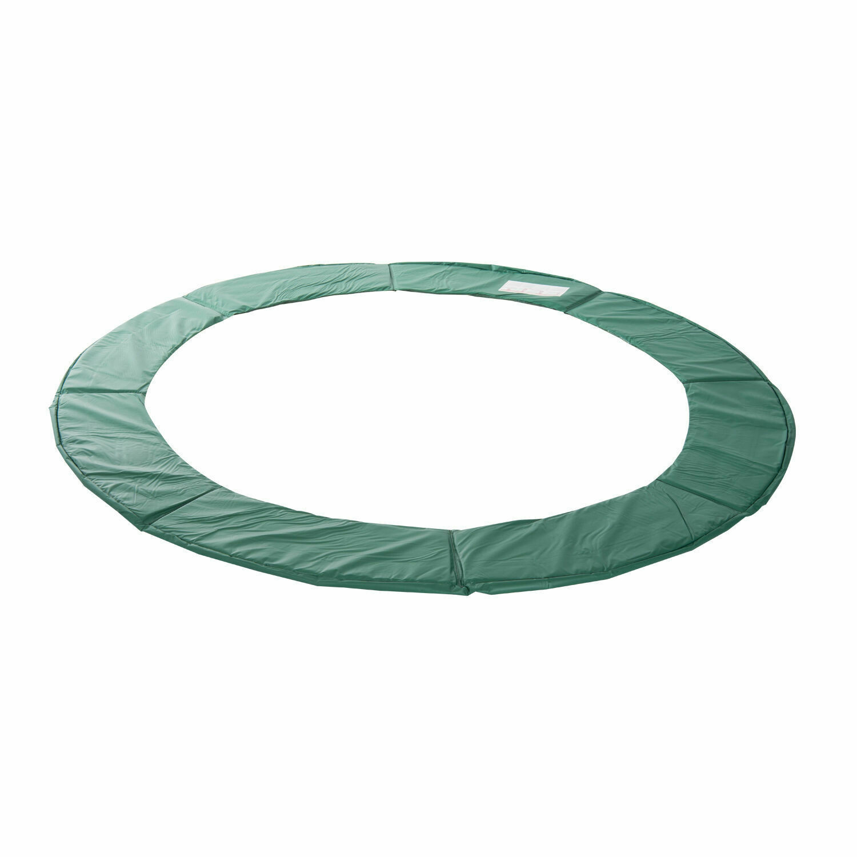 HOMCOM® Trampolin-Randabdeckung | PVC PE | Ø244 cm | Grün