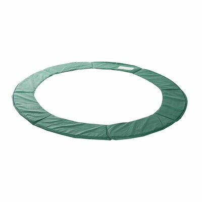 HOMCOM® Trampolin-Randabdeckung   PVC PE   Ø305 cm   Grün