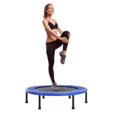 HOMCOM® Minitrampolin Fitness Gartentrampolin Stahl PVC Φ91cm