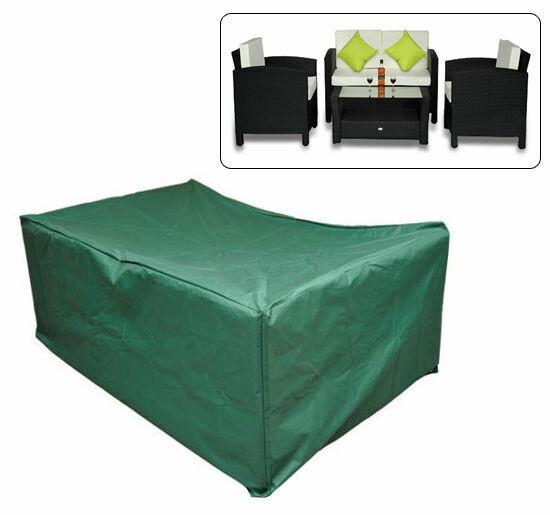 Outsunny® Schutzhülle / Abdeckplane für Gartenmöbel 210x140x80cm