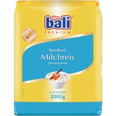 Grosspackung Bali Milchreis 5 x 2 kg = 10 kg