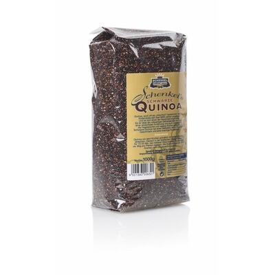 Grosspackung Schenkel Quinoa schwarz 10 x 1 kg = 10 kg