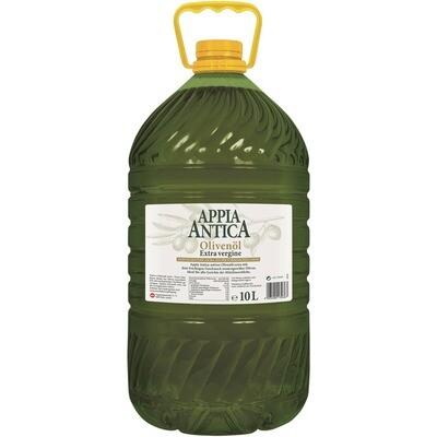 Grosspackung Appia Antica Olivenöl extra vergine 10 l