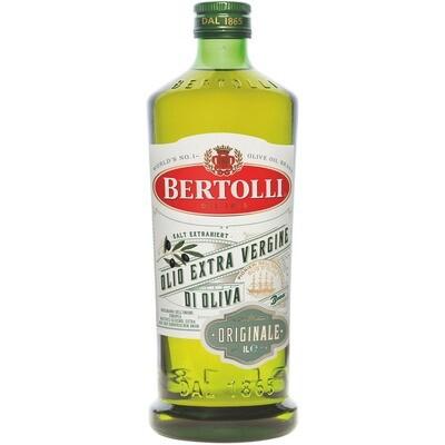 Grosspackung Bertolli Olivenöl nativ extra 10 x  1 l = 10 Liter