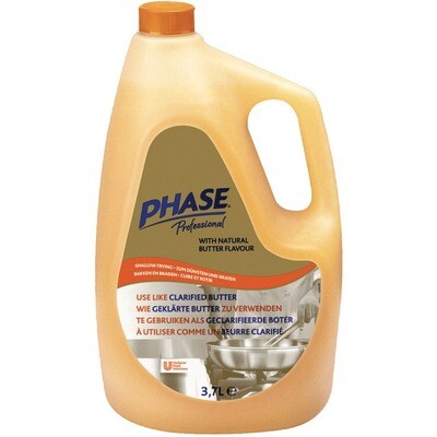 Grosspackung Beta Phase Professional Buttergeschmack 3 x 3,7 l = 11.1 Liter