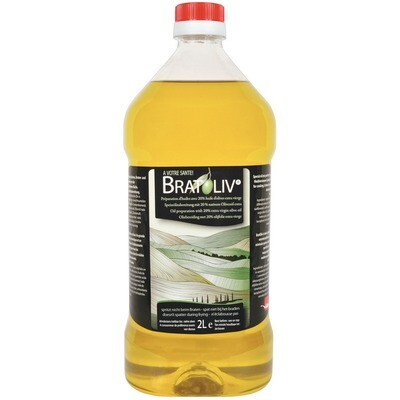 Grosspackung Bratoliv 6 x 2 l = 12 Liter